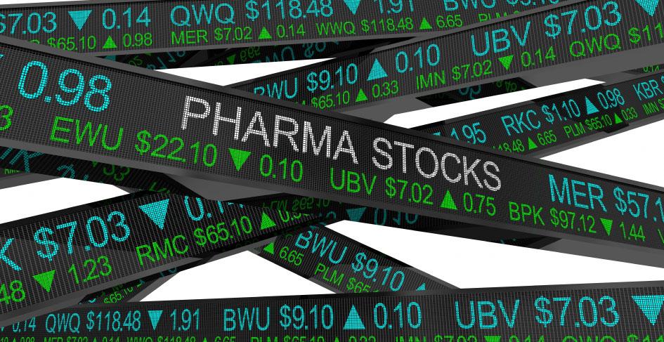 מניות חברות תרופות