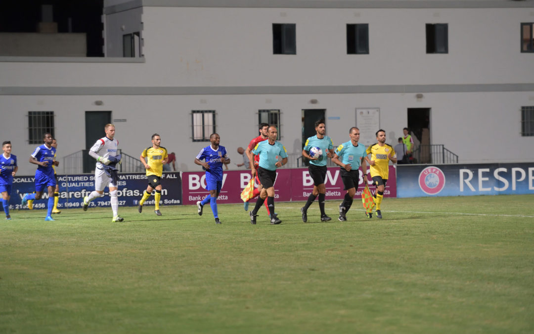 Xewkija start challenge to championship with a fine win