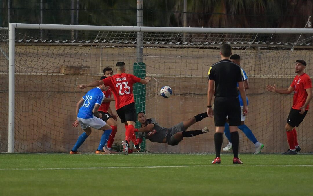Nadur Youngsters obtain qualification over Gharb Rangers after extra time