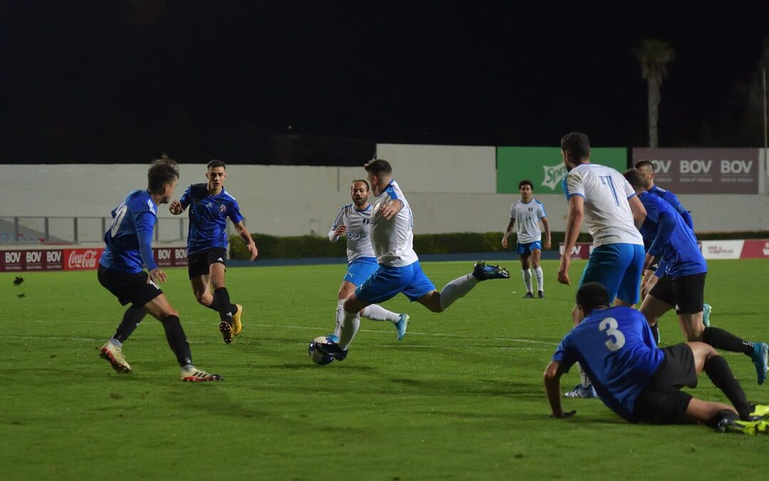 Gharb clinch the equaliser with a late penalty