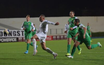 Nadur earn a deserved win and remain sole leaders with a five-point lead