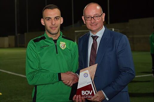 BOV Player of the Month – January 2020