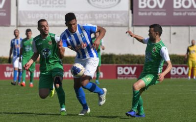 Kercem end the second round with a win