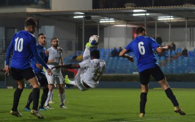 Xaghra United earn a precious point from a draw against Ghajnsielem