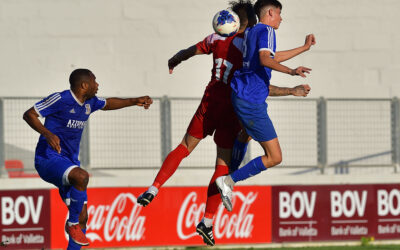 Victoria Hotspurs win derby
