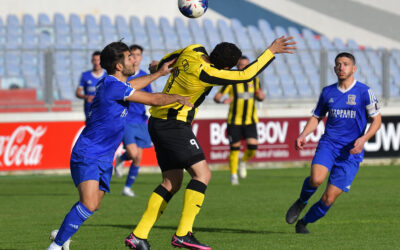 Xewkija turn a defeat into a win and retain their top position