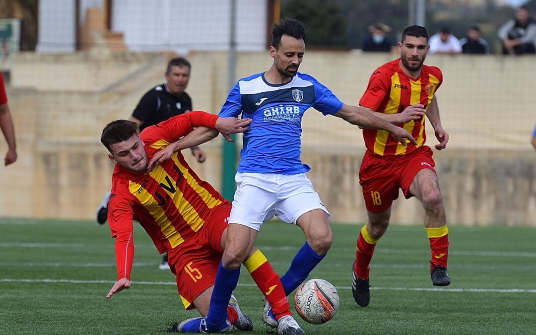 Gharb regain the runners-up position