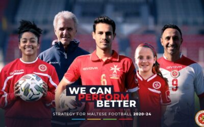 Malta FA launches the first strategy for Maltese football