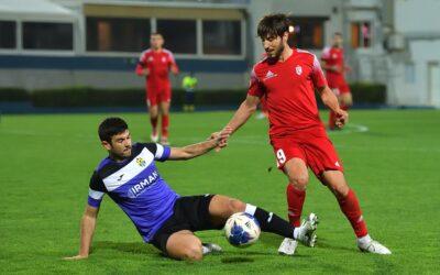 Ghajnsielem win seven-goal thriller and earn qualification