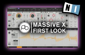 See NI's New Massive X in Action with Point Blank's Soft-Synth Overview