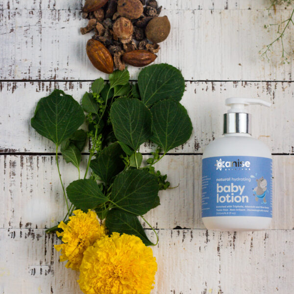 anise baby lotion ingredients