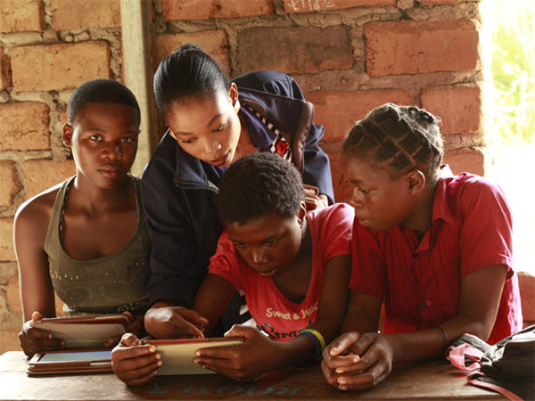 Edulution - Each child is given its own account