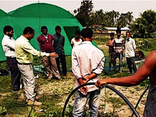 Pragya - Netzwerke stärken die Position