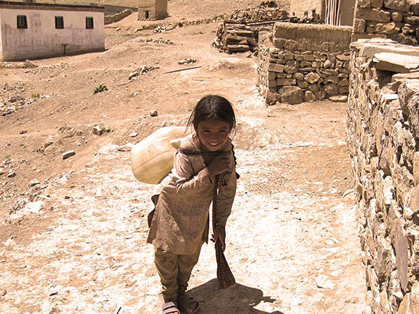 Pragya - Access to water and health system