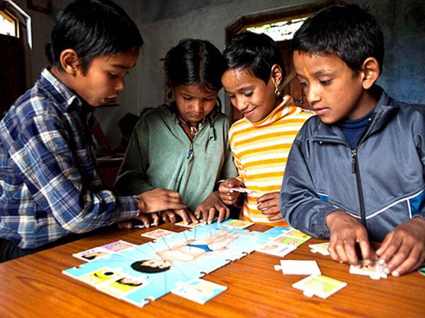 Pragya - Zugang zu Bildung