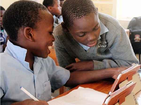 Schulunterricht dank Lernplattform eröffnet Chancen