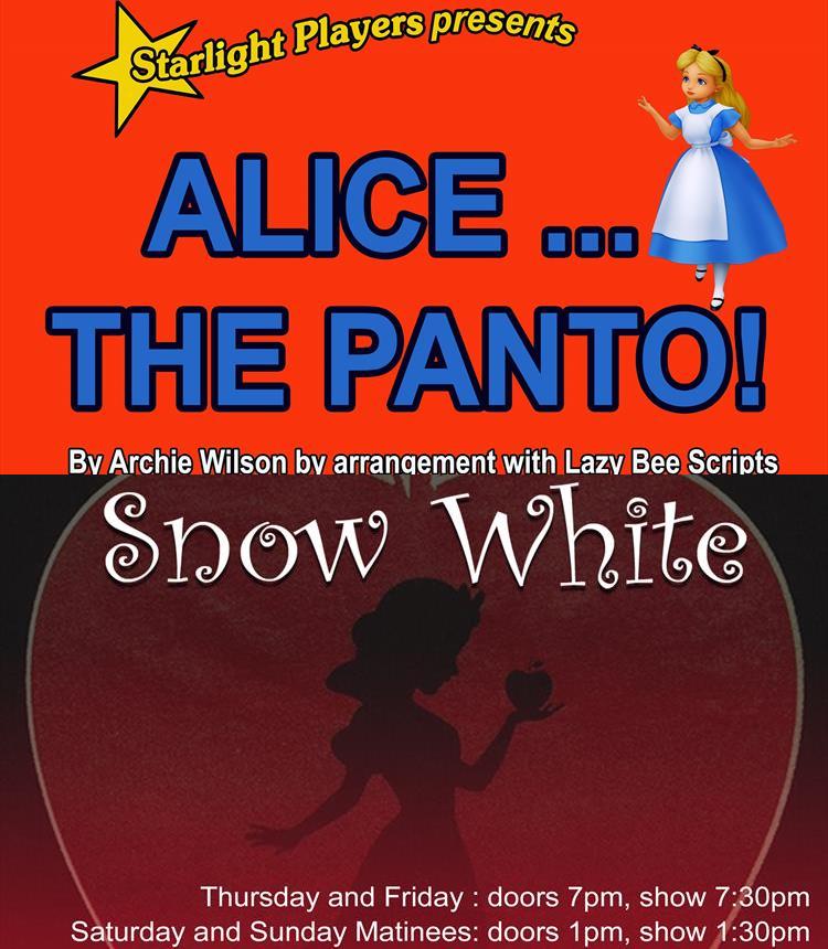 pantomime-north-wales