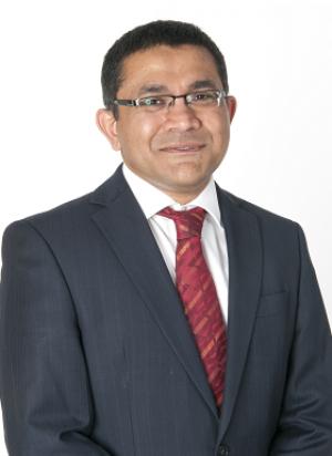Dr. Kingshuk Majumder