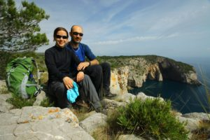 hiking guidebook authors