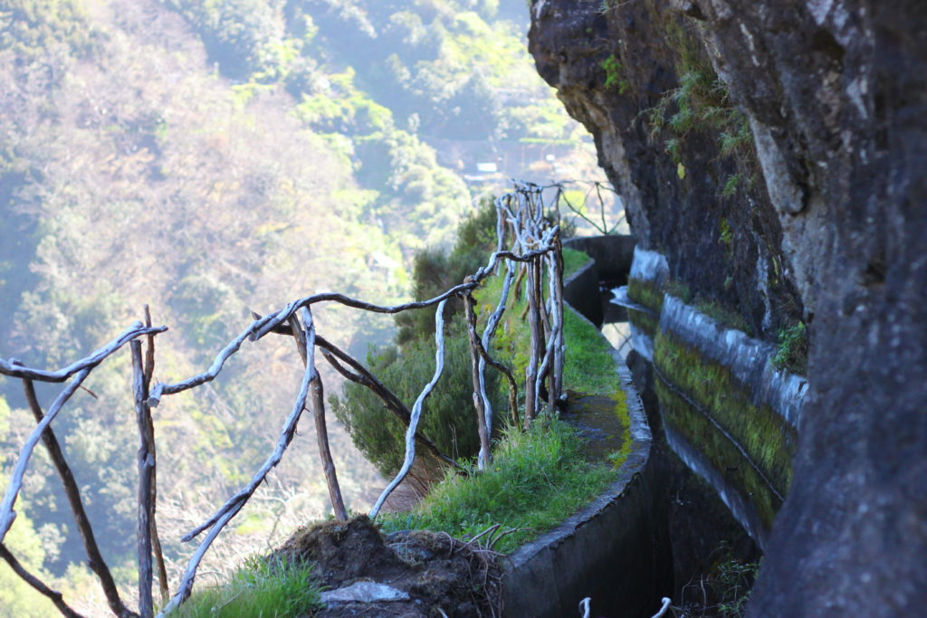 Levada walk in Madeira