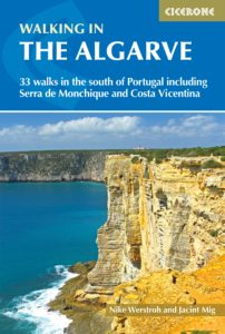 Walking guidebook /Algarve