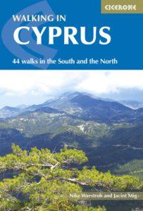 Walking in Cyprus guidebook