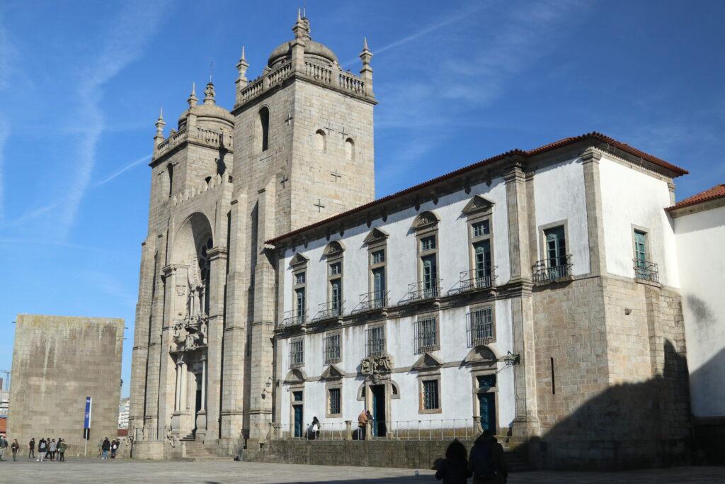 Porto cathedral (Sé)
