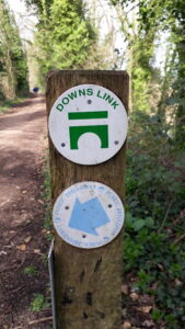 Downs Link marker