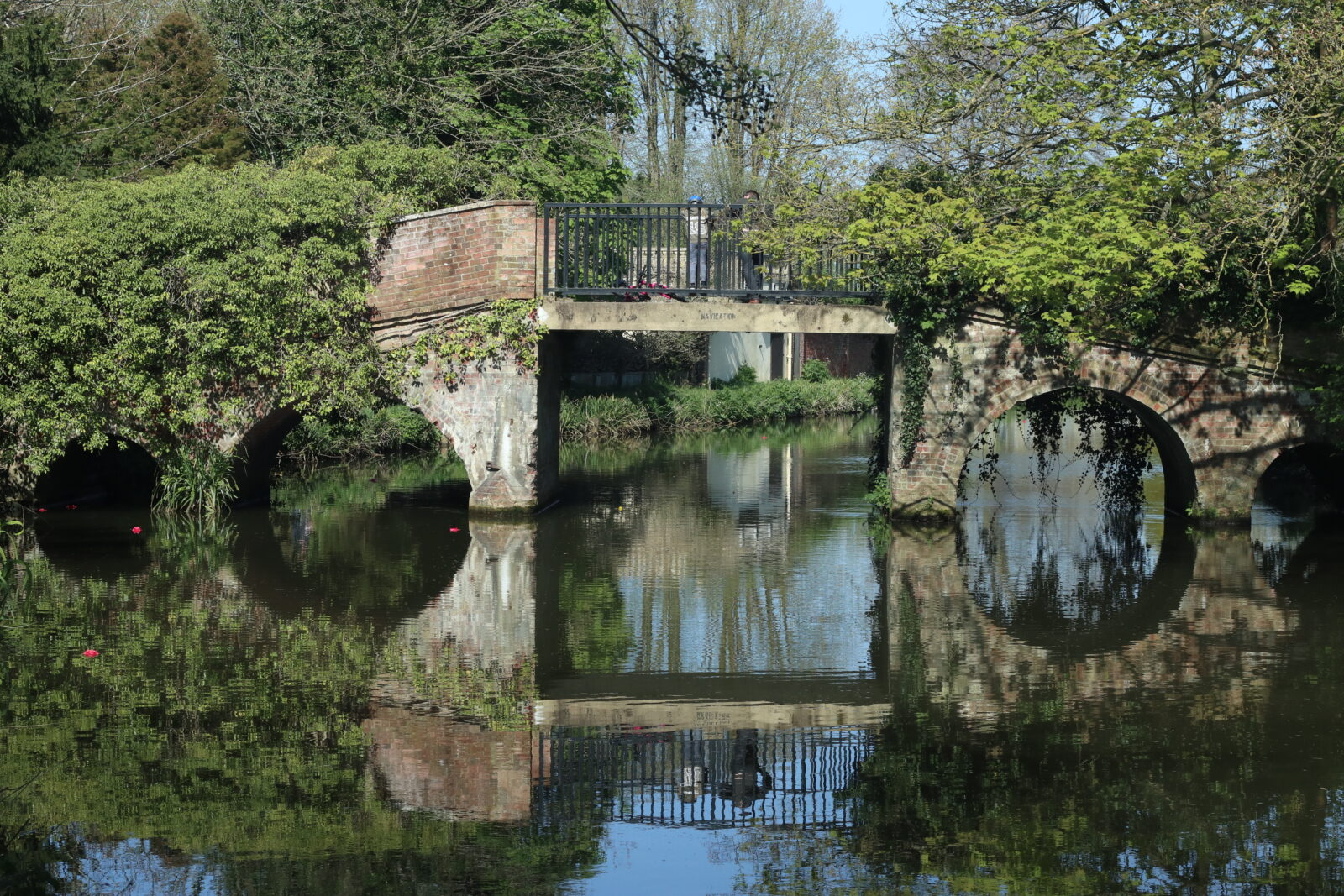 Bridge over River Wey