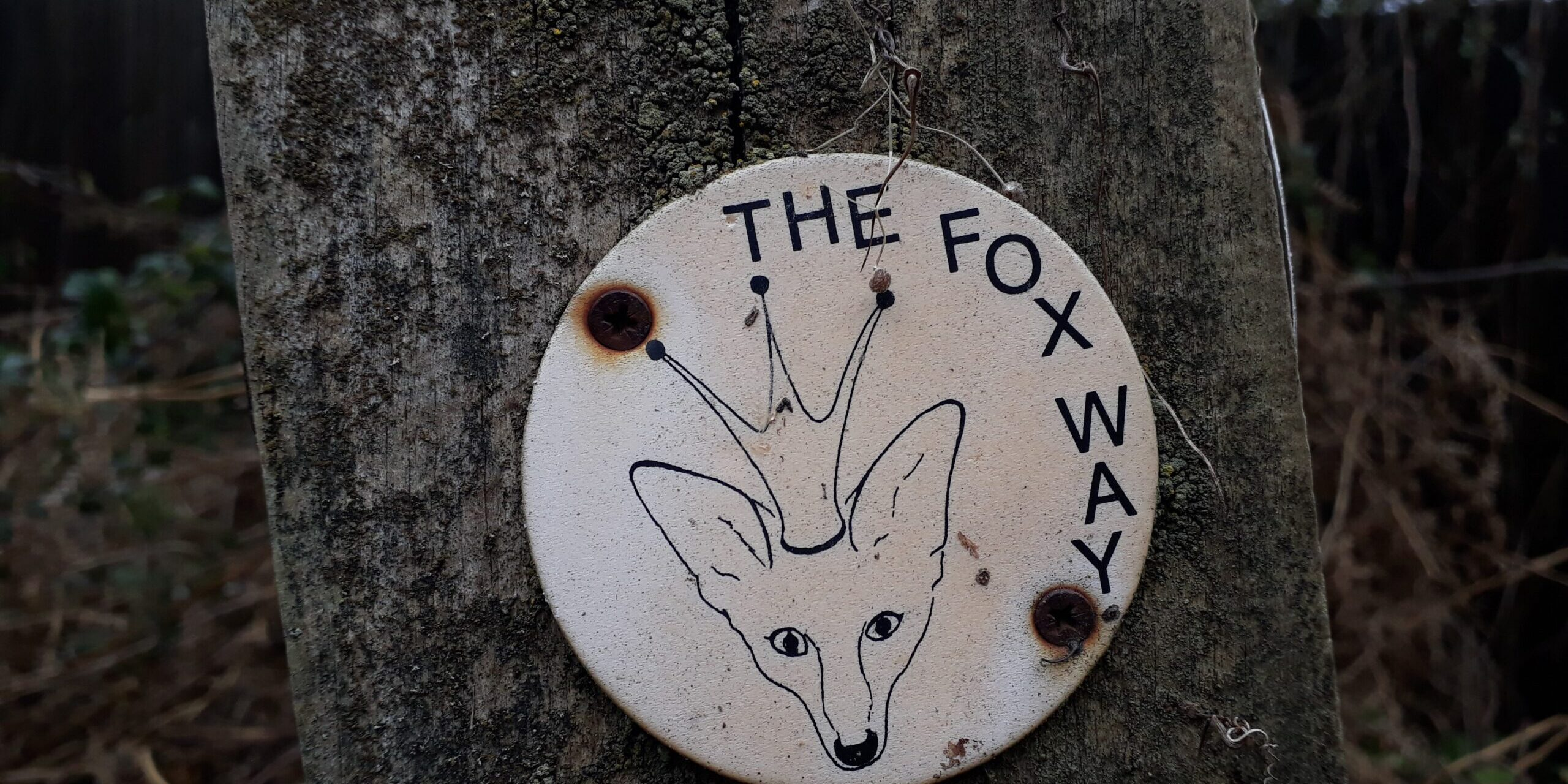 The Fox Way marker