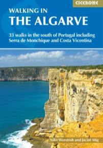 Walking in the Algarve guidebook