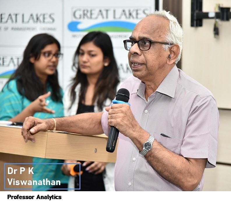 Dr. P.K. Vishwanathan