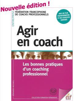 Nouvelle édition pour Agir en Coach !