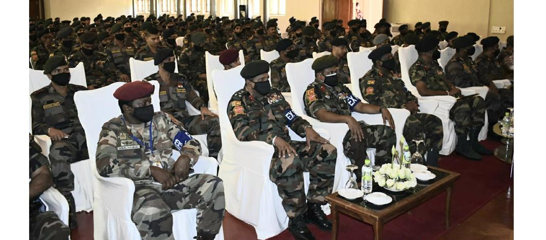 भारत-श्रीलंका संयुक्त सैन्य अभ्यास 'मित्र शक्ति' का अमपारा में समापन
