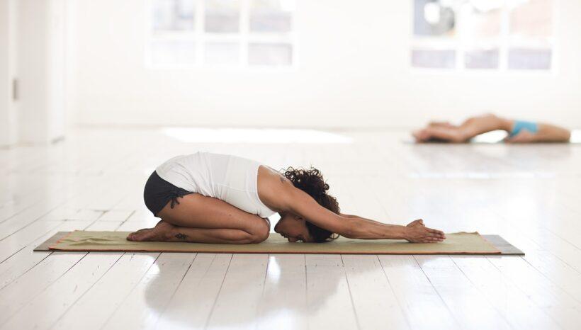 Daha iyi bir uyku için Yoga – #1 Balasana