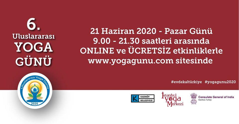 Uluslararası Yoga Günü 2020