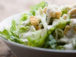 real Caesar salad
