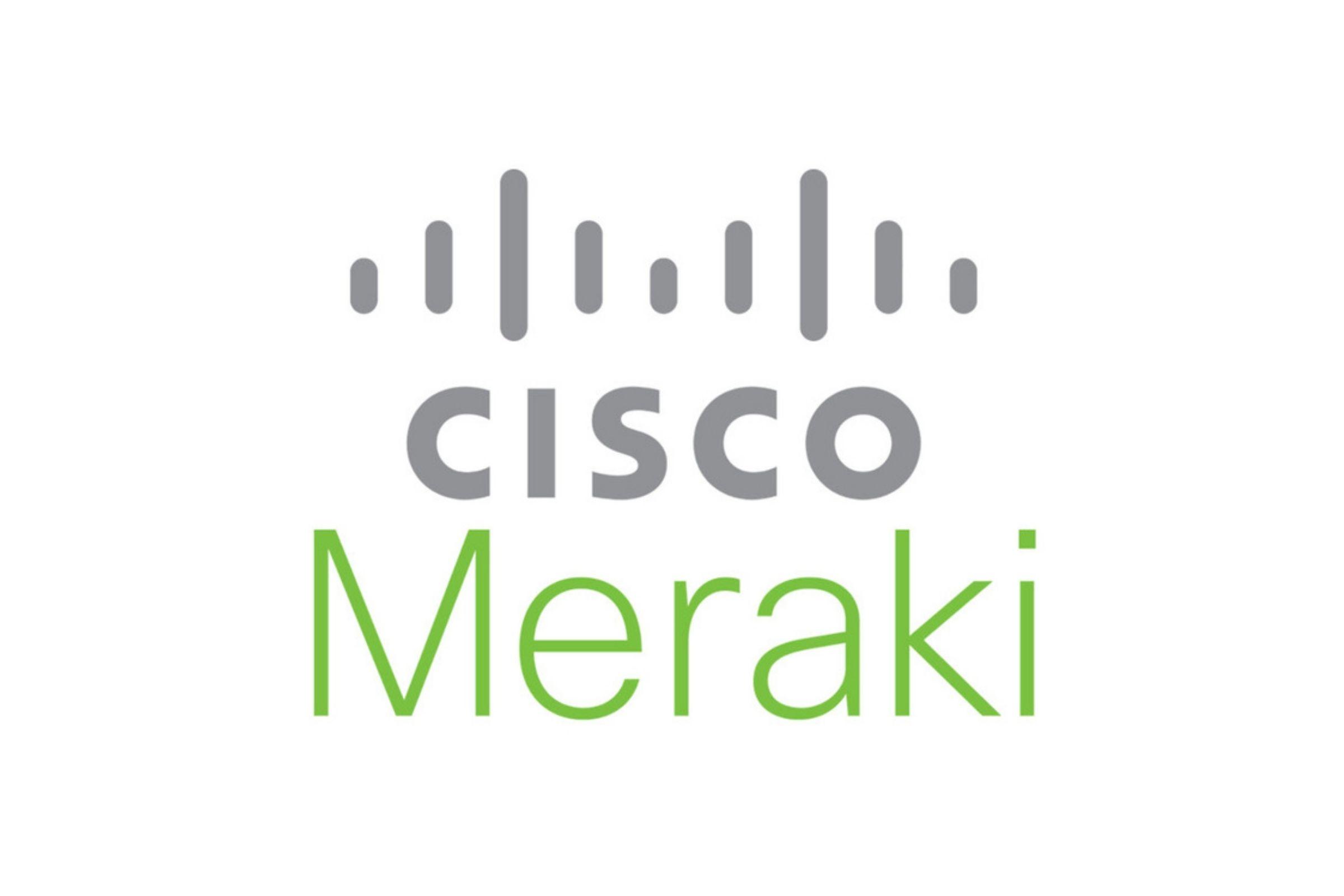 Cisco Meraki official logo