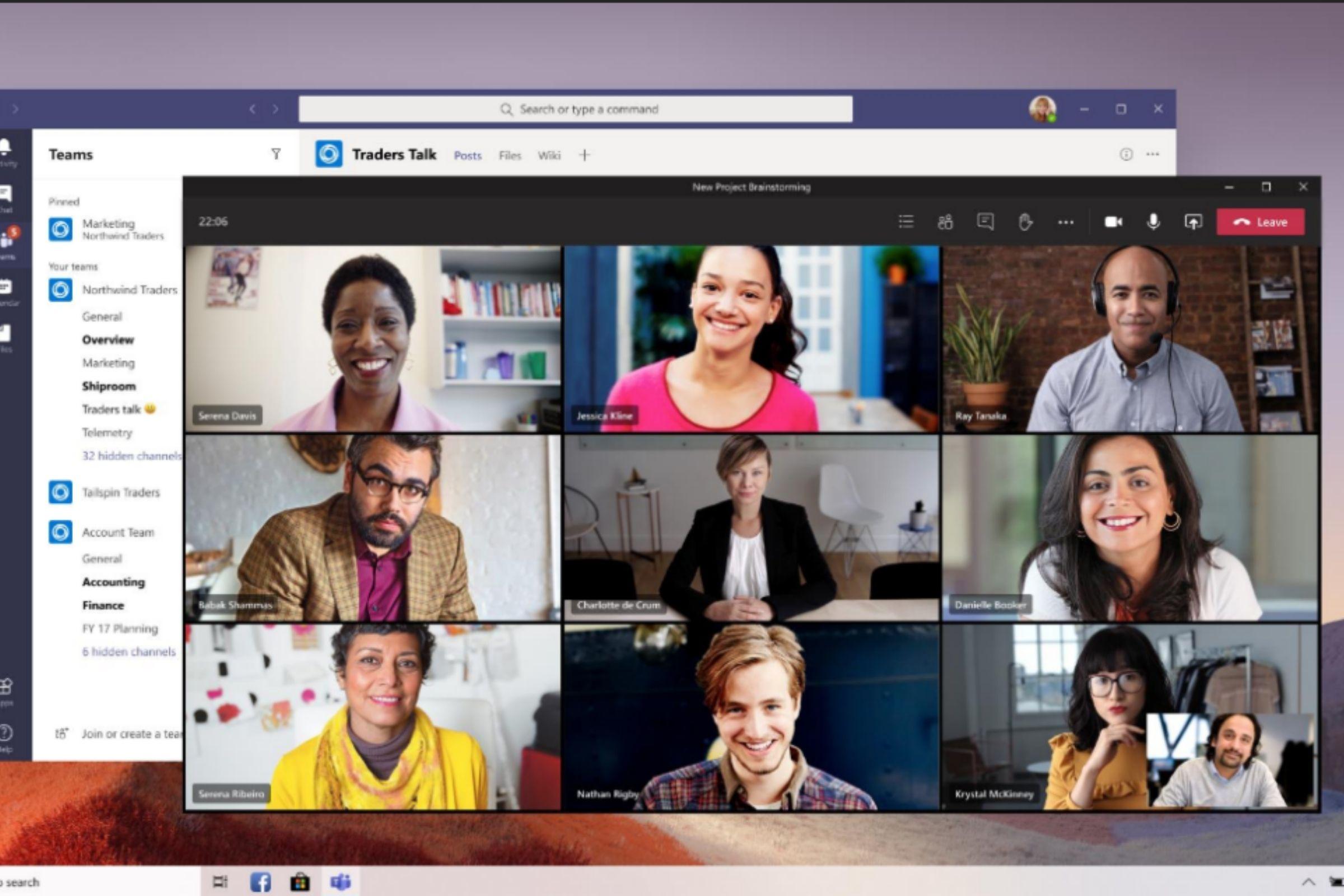 Employee collaboration