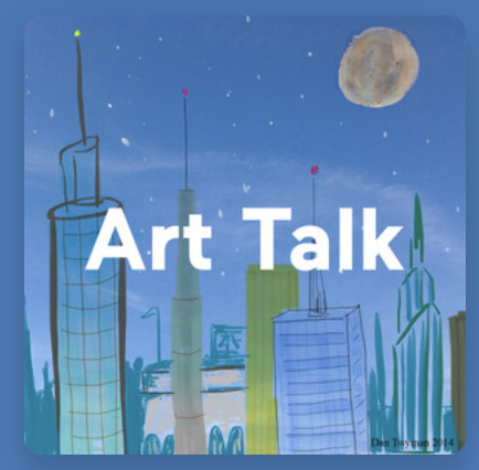 Jess Birley on Art Talk Podcast