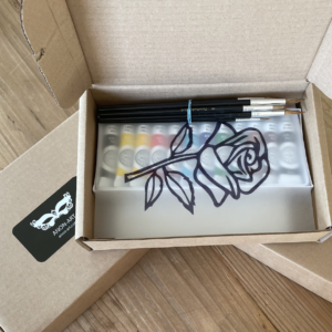 Acrylic Art Kit