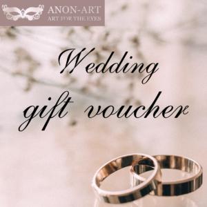 Wedding Gift Voucher – £50