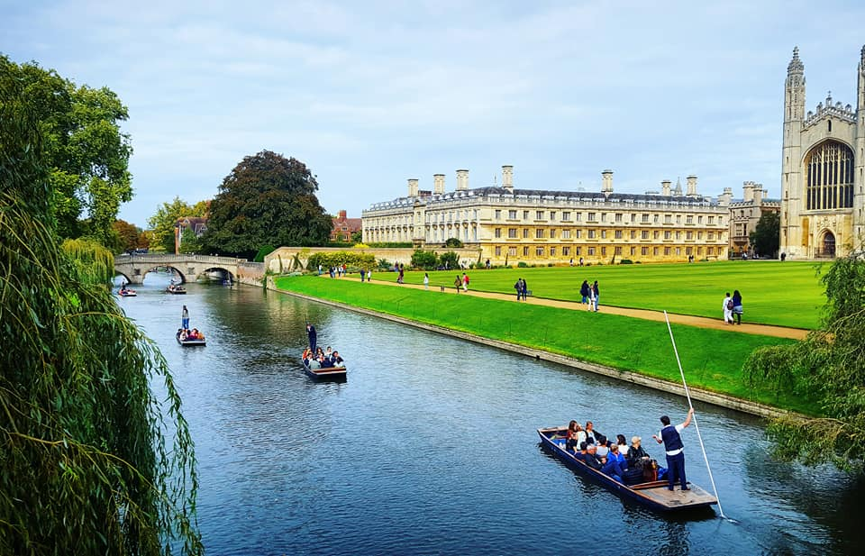 5 things to do in and around Cambridge