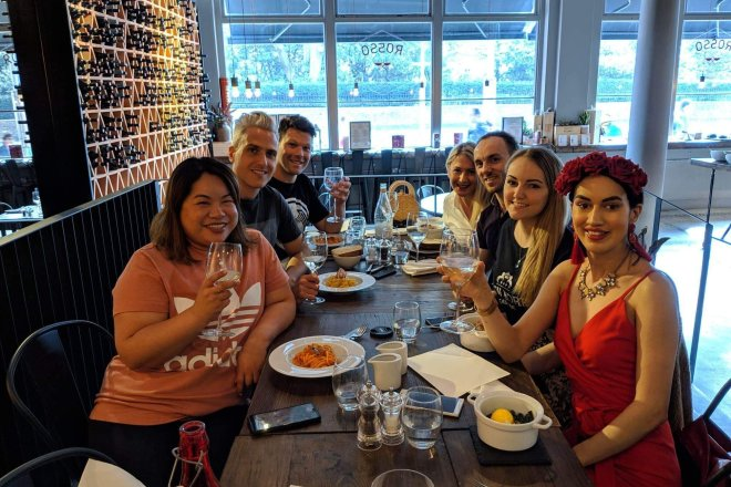 Enoteca Rosso: More Lunch than Brunch