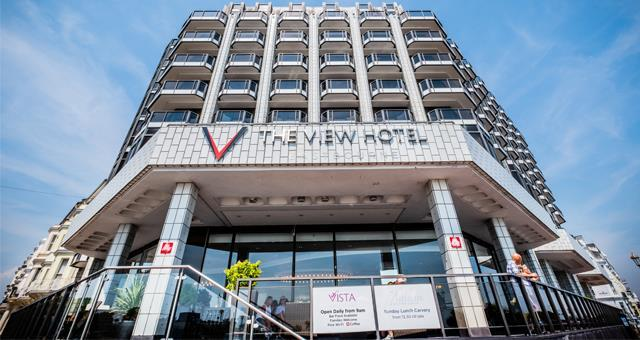 Staying at Eastbourne's luxury seafront hotel 'The View'