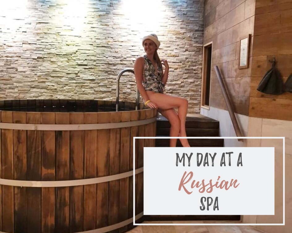 My Day at a Russian Spa