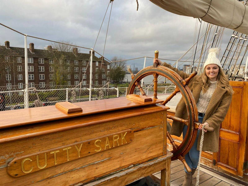 Celebrating 150 years of the Cutty Sark