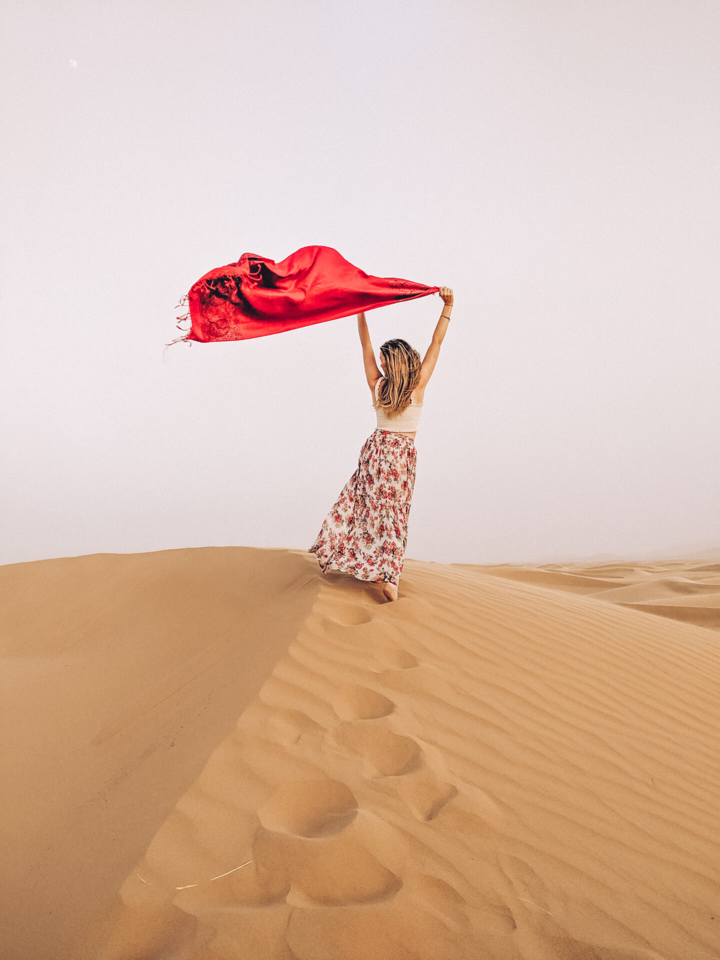 A 3 Day Guide to Camping in the Sahara