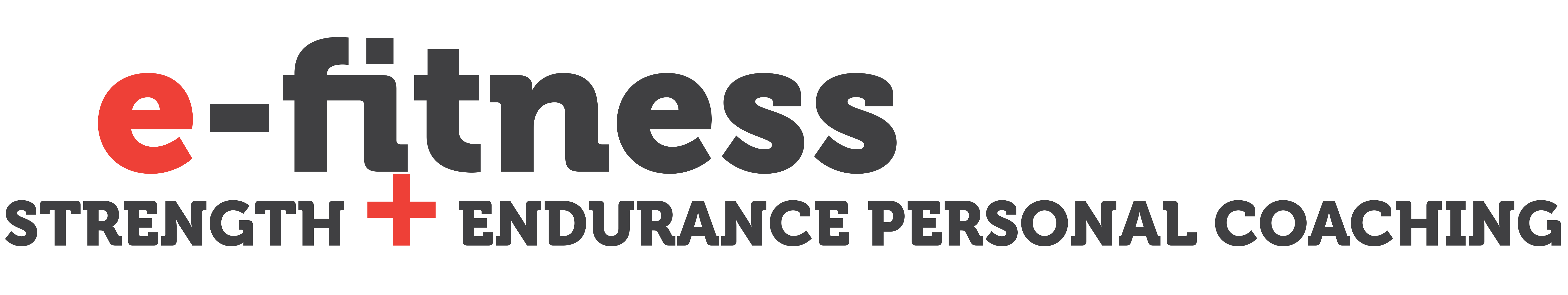 e-fitness.co.uk Logo