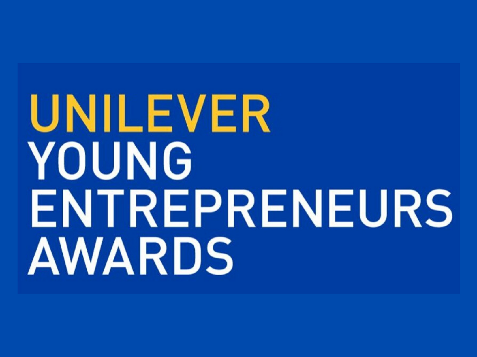 Young Entrepreneur Awards